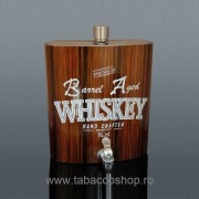 Plosca alcool Premium Barrel Aged Whiskey 3840ml