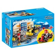 Playmobil City Action - Playset Kart Garage