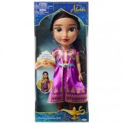 Papusa Jasmine cu rochie mov
