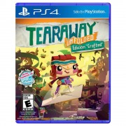 Playstation tearaway unfolded ps4