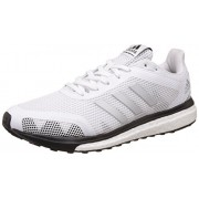 adidas Men's Response + M Ftwwht, Silvmt and Cblack Running Shoes - 7 UK/India (40.67 EU)