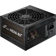 Sursa FSP HEXA85 Plus Series 550, 550W, 80 Plus Bronze, Eff. 85%, Active PFC, ATX12V v2.4, 1x120mm fan, negru, retail