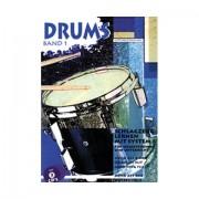 Gerig Drums Band 1 Lehrbuch