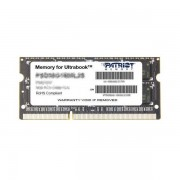 Memorie laptop Patriot 8GB DDR3 1600MHz CL11 pentru ultrabook