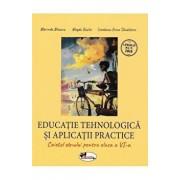 Caiet de educatie tehnologica si aplicatii practice, clasa a VI-a/Marinela Mocanu, Magda Dache, Loredana Irena Sandulescu