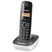 Bežični telefon Panasonic KX-TG1611FXW, beli