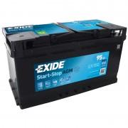 Akumulator za automobil Exide AGM START STOP 12V95AH D+ EK950 ( G14 )