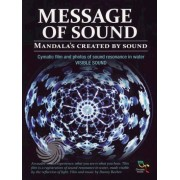 Video Delta Danny Becher - Message of sound - Mandala's created by sound - DVD