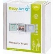 Baby Art - My Baby Touch. Set de amprenta cu rama de poza - Pastel