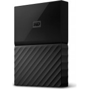 HDD eksterni Western Digital My Passport Black 4TB, WDBYFT0040BBK