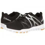Reebok RealFlex Train 40 BlackWhiteReebok Rubber GumPewter