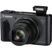 Canon PowerShot SX730 HS - Digitale camera - compact - 20.3 MP - 1080p / 60 beelden per seconde - 40x optische zoom - Wi-Fi, NFC, Bluetooth