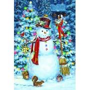 Educa Snowman Puzzle 500-Picece