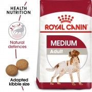 15kg Royal Canin Medium Adult száraz kutyatáp