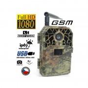 Fotopast BUNATY WIDE FULL HD GSM + doplňky zdarma