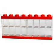 40660001 Cutie rosie pentru 16 minifigurine