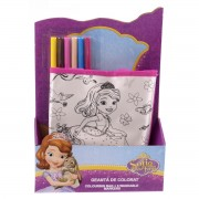Geanta de colorat Sofia the First