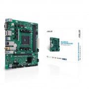 MB Asus PRO A320M-R WI-FI/CSM, AM4, micro ATX, 2x DDR4, AMD A320, DP, VGA, HDMI, 36mj (90MB0TV0-M0EAYC)
