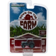 1949 Ford 8N Tractor - Grey with Cab Solid PackA- Down on the Farm Series 2 1 64
