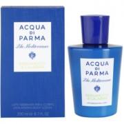 Acqua di Parma Blu Mediterraneo Bergamotto di Calabria leite corporal unissexo 200 ml