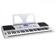 SCHUBERT Sub61B USB-MIDI-Keyboard 61 Tasten LINE-Out Aufnahme-Funktion silber