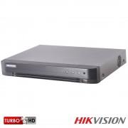 DVR HDTVI CU 4 CANALE HIKVISION TURBOHD POC DS-7204HQHI-K1/P