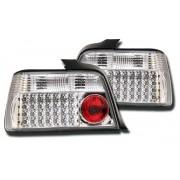 Stopuri cu LED BMW Seria 3 Sedan E36 92-98 crom