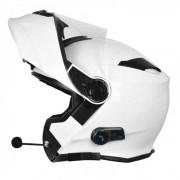ORIGINE Casco Modulare Con Bluetooth Delta Solid White
