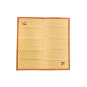 【9%OFF】ふくろう い草ラグ 綾織 ベージュ 176x230 インテリア・家具 > 敷物~~ラグ