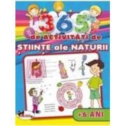 365 de activitati de stiinte ale naturii +6 ani - Lata Seth Anuj Chawla