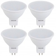 Set 4 Spoturi Led 6W 12V lumina calda DLF 3062