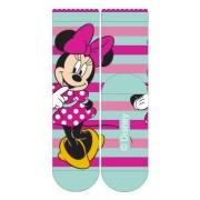 Minnie Mouse Turqouise Stripe: 23-26