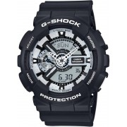 Ceas barbatesc Casio G-Shock GA-110BW-1AER White and Black Series