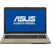Laptop Asus VivoBook 15 X540NA-GO067 15.6 inch HD Intel Celeron N3350 4GB DDR3 500GB HDD Endless OS Chocolate Black