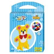 Hama Children's Toy Teddy Hanging Box, Multi Color (Maxi)