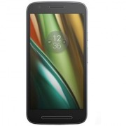 Certified Used Moto E3 Power 16 GB Internal Memory 4G Black Color