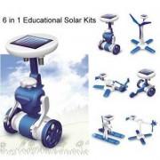 Szolár Kit 6 az 1 -ben napelemes építőkészlet