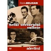 Seful sectorului suflete:Radu Beligan,Irina Petrescu,Toma Caragiu,Mircea Crisan,Coca Andrnescu etc - Seful sectorului suflete (DVD)