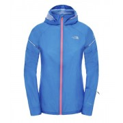 The North Face Storm Stow - giacca running - donna - Light Blue
