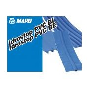 Mapei IDROSTOP PVC BE 200MM, rola rola 25m, Profil de etansare PVC pentru sigilarea rosturilor. Se pozitioneaza pe cofrag