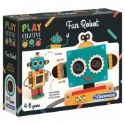 Crea y Construye tu propio Robot - Clementoni