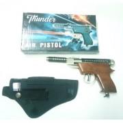 JAIN THUNDER AIR GUN FREE 200 PELLETS 1 COVER