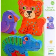 Figurine Puzzle Tunga Djeco