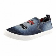 Ethics Top Quality Blue Sneaker Shoes for Mens in Various Sizes (10)