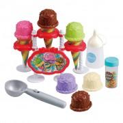 Playgo 23 Piece Ice Cream Parlor 3576