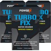 PowGen ¡La bebida turbo drenante que se ocupa de eliminar los líquidos retenidos para una pérdida de peso súper rápida! Para 30 días.