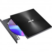 DVD vanjski snimač Asus SDRW-08U9M-U Maloprodaja USB-C™ Crna