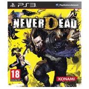Konami NeverDead