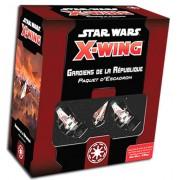 Asmodee SW X-Wing 2.0 : Gardiens de la republique