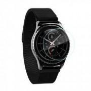 Set 3 folii de protectie din sticla securizata pentru Samsung Galaxy Watch 42mm Gear S2 / Sport transparent